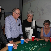 Casino Night - Year End Staff Party