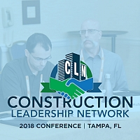 Construction Leadership Network - 2018 Conference